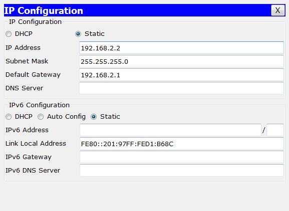 konfiguracja PC1