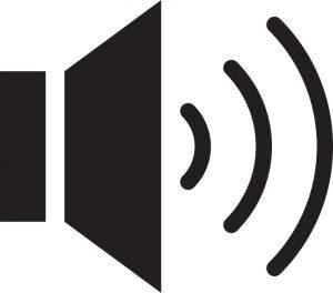 dźwięk ikona
